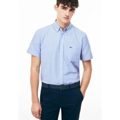 ラコステ シャツ メンズ トップス CH4975 - Shirt - hemisphere blue