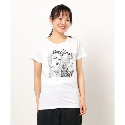 tシャツ Tシャツ AC ツインガールT(AB)