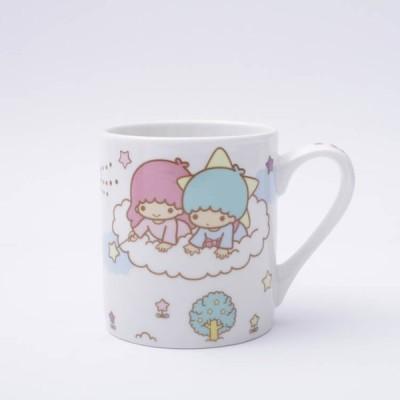 コップ キキララ マグコップS リトルツインスターズ20/CHMG14 キャラクター マグカップ マグ コップ カップ かわいい 可愛い キキとララ サンリオ グッズ