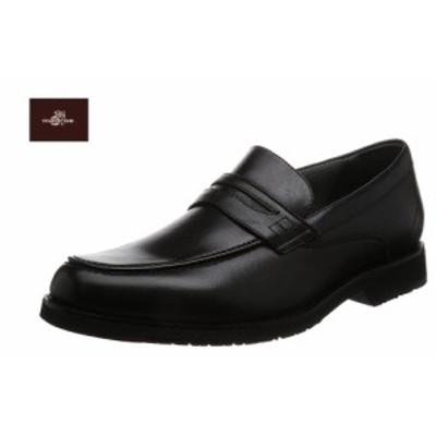 マドラス/madras WG203 ウォーカーゴルフ (ブラック)ソフトトラッド ローファー   軽量 牛革 ビジネスシューズ 紳士靴 ウォーキン
