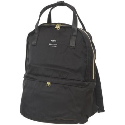 株式会社 水野鞄店 レディース 【在庫限り】アネロ 2ソウシキリュック ブラック 039
