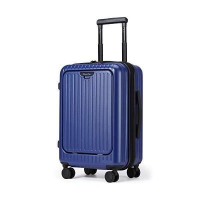 Roam.Cove NEWモデル スーツケース 軽量 機内持ち込み キャリーケース キャリーバッグ 静音 ビジネス フロントオープン TSA