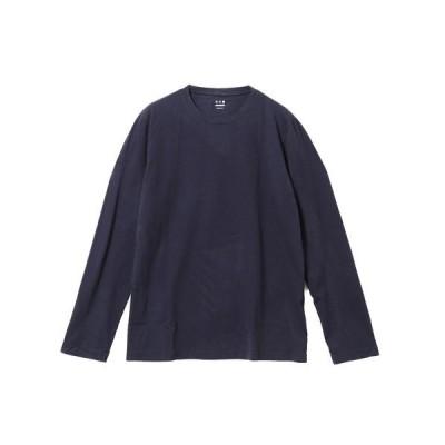 tシャツ Tシャツ three dots / ロングスリーブ クルーネックカットソー