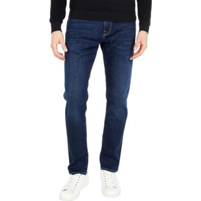 マーヴィ ジーンズ Mavi Jeans メンズ スキニー・スリム ボトムス・パンツ Jake Slim Leg in Deep Feather Blue Deep Feather Blue
