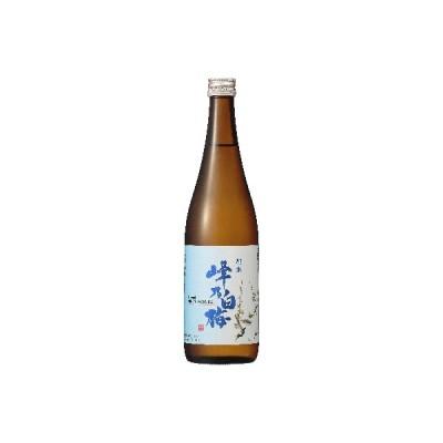 日本酒 新潟 峰乃白梅 純米酒 720ml 正規取扱店