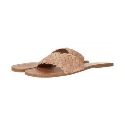 Splendid スプレンデッド レディース 女性用 シューズ 靴 サンダル Maegan - Warm Nude Tumbled Leather/Cow Suede