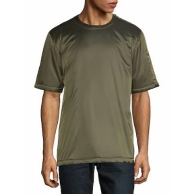 ヘルムートラング メンズ トップス Tシャツ ポロシャツ Puffer Crewneck Tee