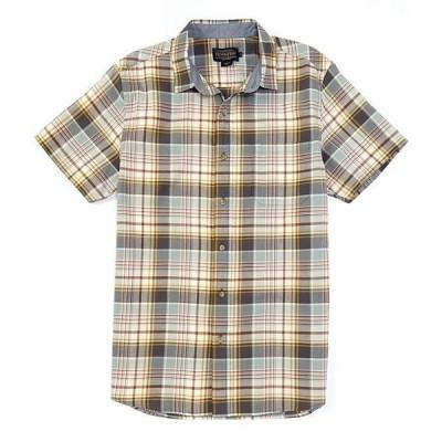 ペンドルトン メンズ シャツ トップス Truman Short-Sleeve Woven Shirt