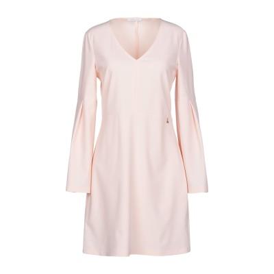 パトリツィア ペペ PATRIZIA PEPE ミニワンピース&ドレス ピンク 40 ポリエステル 88% / ポリウレタン 12% ミニワンピース