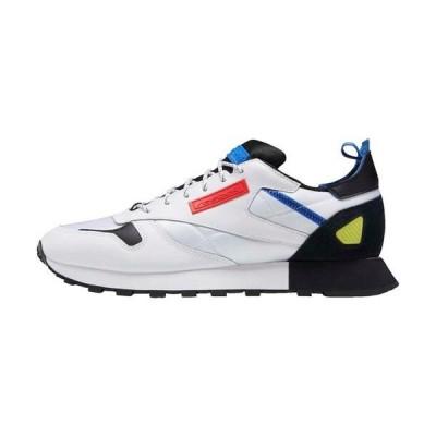 リーボック メンズ 靴 シューズ CLASSIC LEATHER REE:DUX SHOES - Trainers - white