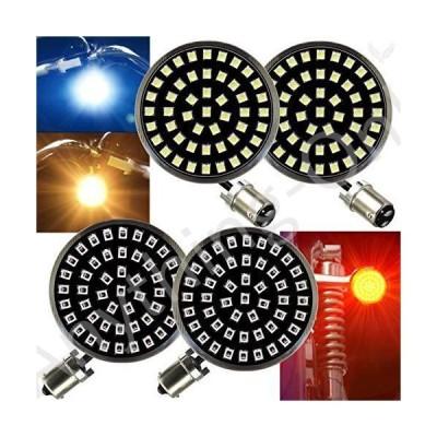【新品】Eagle Lights Generation II ミッドナイトエディションキット Add Smoked Lenses 8748TS-1156R-G2B-4-S