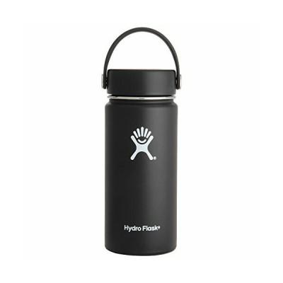 Hydro Flask(ハイドロフラスク) HYDRATION_ワイド_16oz 473ml 20ブラック 5089022 20ブラック