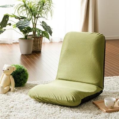 座椅子 コンパクト 椅子の上で使える Mサイズ