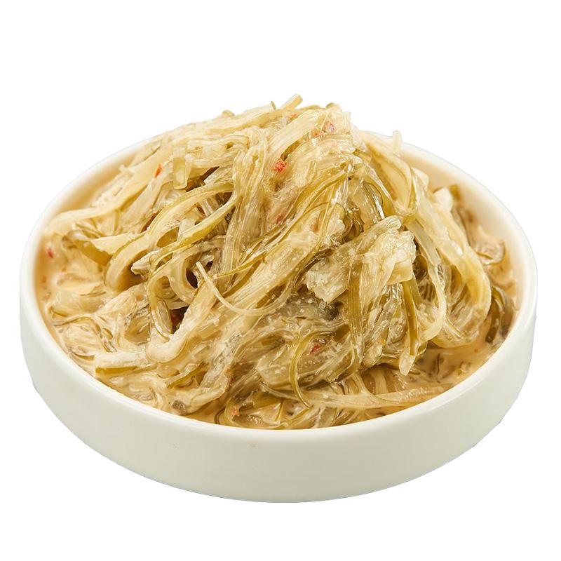 益康-黃金海帶絲420g(冷藏)-得福
