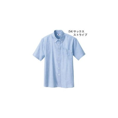 クールマックス(R) 半袖オックスボタンダウンシャツ