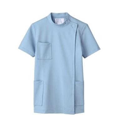 MONTBLANC 72-204 ケーシー(半袖)(女性用) ナースウェア・白衣・介護ウェア
