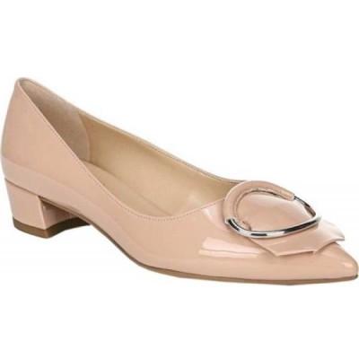 フランコサルト Franco Sarto レディース パンプス シューズ・靴 Vino Pump Peach Mirage Patent Polyurethane