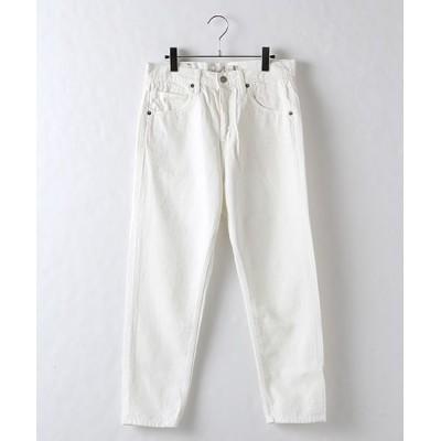 MARcourt/マーコート white denim white 1
