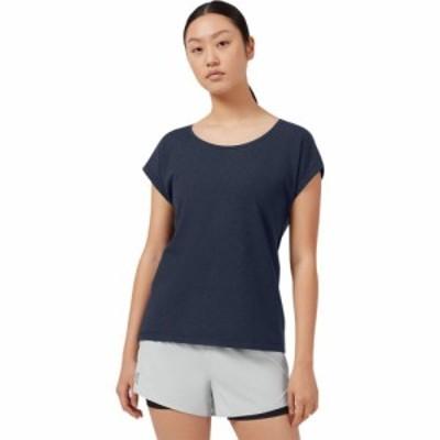 オン On レディース Tシャツ トップス - T - Shirt Navy
