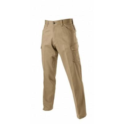 BURTLE バートル 5202 パワーカーゴパンツ キャメル Mサイズ 秋冬用 メンズ ズボン 綿素材 防縮 作業服 作業着 5201シリーズ