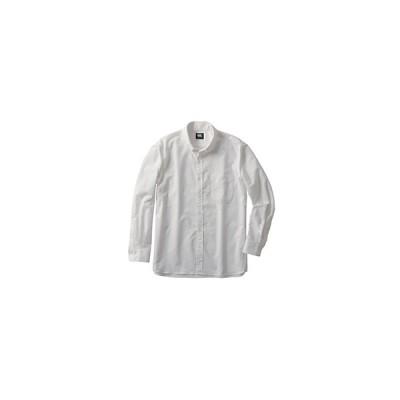 カンタベリー CANTERBURY ロングスリーブ ストレッチボタンダウンシャツ(メンズ) L/S STRETCH BD SHIRT RA40578-10