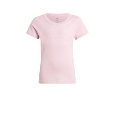 アディダス(adidas)ガールズ エッセンシャルズ 半袖Tシャツ 29243-GN4049