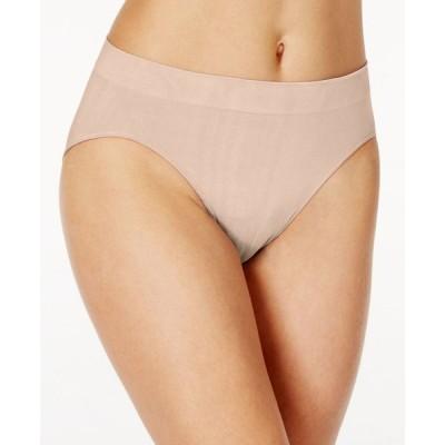 バリ Bali レディース ショーツのみ インナー・下着 one smooth u all-over smoothing hi cut brief underwear 2362 Nude (Nude )
