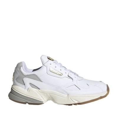 アディダス adidas スニーカー アディダスファルコン W (FOOTWEAR WHITE/OFF WHITE/GUM) 20FW-I