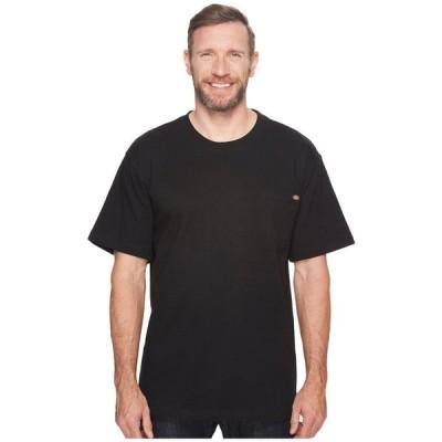 ディッキーズ Dickies メンズ Tシャツ トップス Heavyweight Crew Neck Tee Black