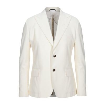REVERES 1949 テーラードジャケット アイボリー 50 コットン 100% テーラードジャケット