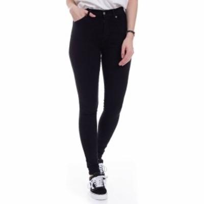 ドクターデニム Dr. Denim レディース ジーンズ・デニム ボトムス・パンツ - Lexy Black - Jeans black