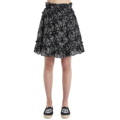 ケンゾー レディース スカート ボトムス Kenzo Floral Print Skirt -