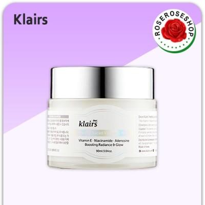 [Klairs] フレッシュリジュースドビタミンEマスク - 90ml / Freshly Juiced Vitamin E Mask