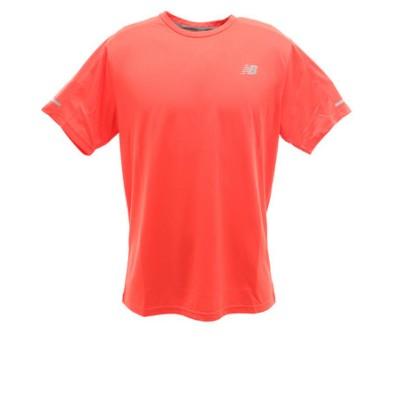 ニューバランス(new balance)Tシャツ メンズ エントリーランニングショートスリーブTシャツ AMT93917TOR オンライン価格