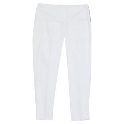 ドンダップ DONDUP パンツ ホワイト 27 コットン 96% / ポリウレタン 4% パンツ