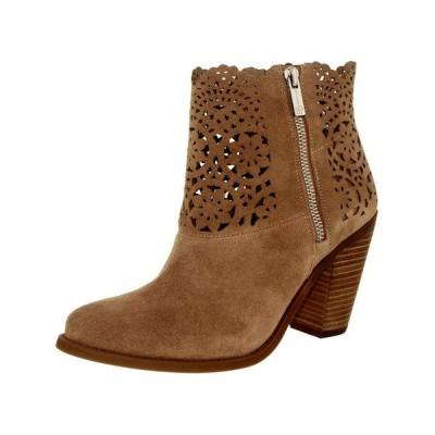 ブーツ ジェシカシンプソン Jessica Simpson Women's Cachelle Suede Ankle-High Leather Boot