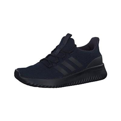 adidas - Cloudfoam Ultimate - B43861 - Color: Black-Navy Blue - Size: 8.5