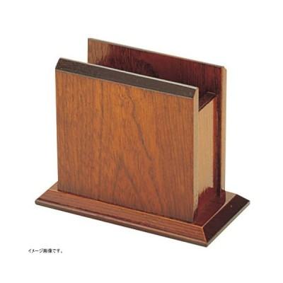 木製 ナフキン立 130×H113 15104