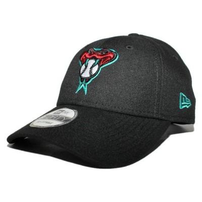 ニューエラ ストラップバックキャップ 帽子 NEW ERA 9forty メンズ レディース MLB アリゾナ ダイヤモンドバックス bk