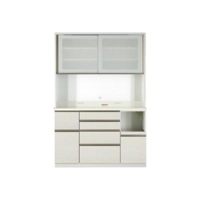 食器棚 キッチンボード ダイニングボード ラピスS140H(D)オープンボード 幅140cm 奥行45cm 高さ205cm ハイカウンター