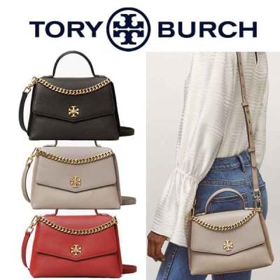 トリーバーチ Tory Burch 59705 KIRA CHEVRON TOP-HANDLE SATCHEL