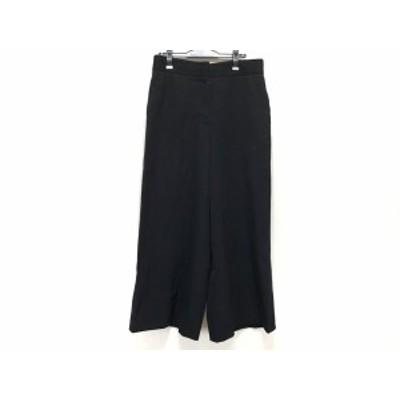 ジルサンダー JILSANDER パンツ サイズ40 M レディース - 黒 フルレングス【中古】20201011