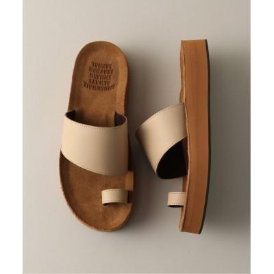 メンズ ジョイントワークス AmberWall RESORT sandal ベージュ A L