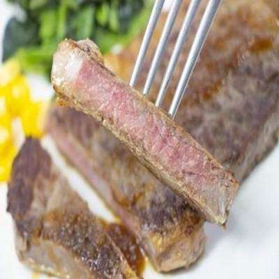 【1.35kg】仔牛のサーロインステーキ(3パック小分け)