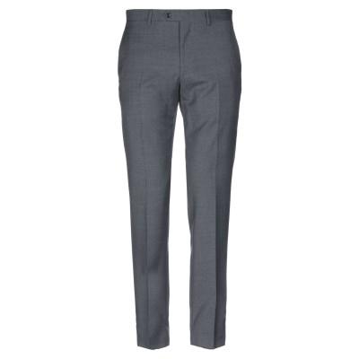 ラルディーニ LARDINI パンツ 鉛色 46 ウール 100% パンツ