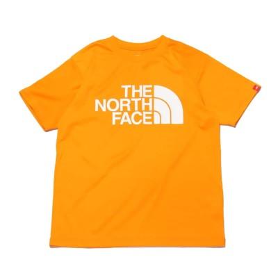 ザ ノース フェイス THE NORTH FACE S/S COLOR DOME TEE (ORANGE)