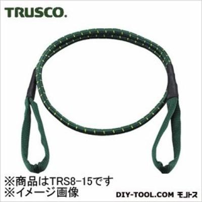 トラスコ(TRUSCO) ロープスリング0.8t15mmX1.5m 416 x 220 x 64 mm TRS8-15