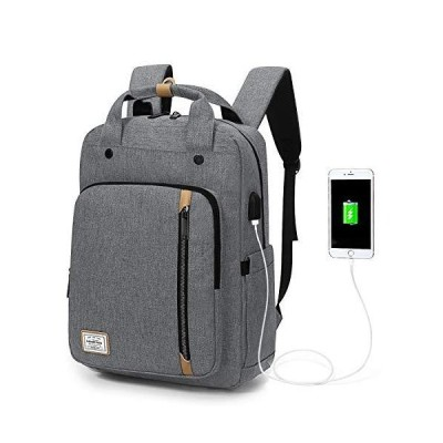 WindTook Laptop Backpack for Women and Men Travel School College Purse Daypack【並行輸入品】