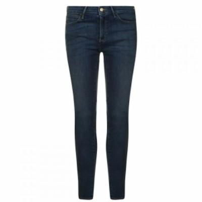 ラングラー Wrangler レディース ジーンズ・デニム ボトムス・パンツ Skinny Jean Authentic Blue