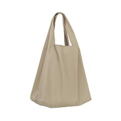 Hikker-link エコバッグ 買い物バッグ 買い物袋 ショッピングバッグ 折りたたみ コンパクト 撥水 無地 軽量 大容